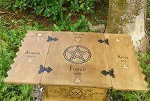 altari portatili
