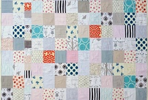 Quilts & Fabrics / by Sue Battersby