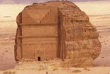 budowla na pustyni