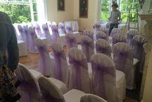 Blue wedding themes