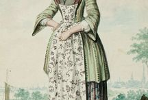 1700 luvun pukeutuminen