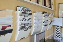 Organized work space