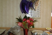 Shelby's flower arrangements / by Kevin Tanaka