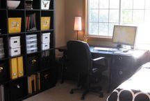 Office / Crafts Room