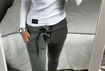 Outfit schick