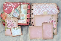 Scrapbooking-Mini Album