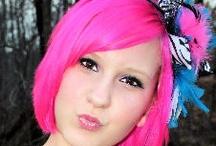 Hair Colors / by Rabecca Primeau