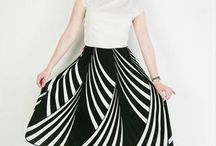 Sewing Inspiration - Full Skirts
