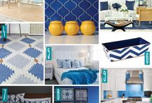 Janice / Colour  & home inspiration