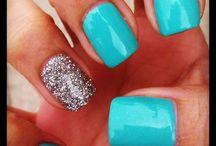 Nail polish envy / Nail colors and designs that I Love!! / by Sarah Connolly