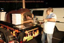 Mobile Pizzeria