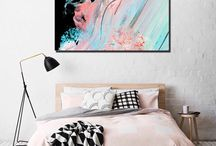 Lisa Vuyk Art / Abstract art prints