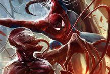 el hombre araña súper héroe