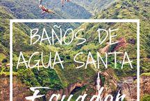Ecuador Travels / by Crafty Christin