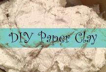 paper clay recipe