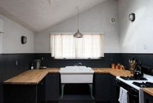 Kitchen Update / Inspiration for budget update of my 15 year old kitchen.... / by PJ Shores