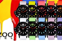 NEW colorful watches XL and XXL OOZOO STEEL!!!