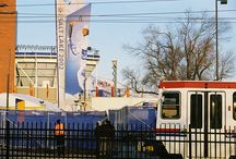 TRAX Turns 15 / UTA's light rail system celebrated its 15th birthday on December 4, 2014. In honor of this exciting anniversary, you can ride TRAX for just 15 cents with a FAREPAY card until December 31, 2014.