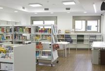 Les nostres cases / Biblioteca d'Alcanar i biblioteca Les Cases.