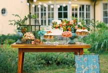 Cake Tables for weddings
