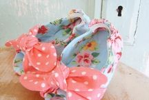 sapatinhos de menina