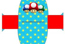 Mario Party Ideas / by Angela Broomfield