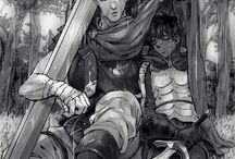 Manga&illustration