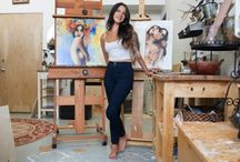 Lusty Atelier / Inspiration for my dream to come true atelier