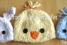 Crochet Hats for Little Ones / by Ryan&Jenna Adopt