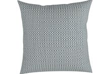 Navy Grey (Pillow)