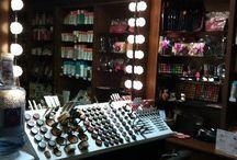 Make-Up Studio Room Designs / Because I love make up that much