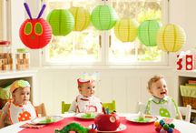 Party Ideas - Hungry Caterpillar