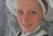 Bunad - norwegian national costume