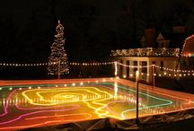 skøjtebane belysning