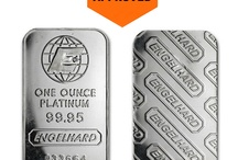 IRA Approved Platinum Bars / www.goldbullionexchange.com