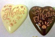 Mothers Day Chocolates / Chocolate gifts and Chocolate gift ideas for Mothers Day