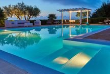 San Teodoro, Villa with pool on the Tyrrhenian coast of Sicily / The ideal country retreat, with a beautiful garden,superb pool and magnificent sea views.