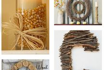 Fall craft/decor ideas