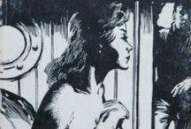 Policíaco - Maigret / Portadas de novelas Policíacas - Georges Simenon.- Maigret