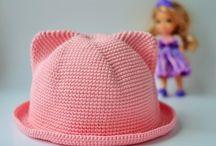 шляпки детки