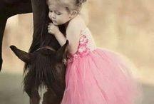 Animales y niñ@s