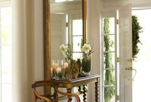 Country chic - entry hall