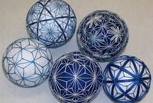 Temari ball craft