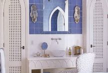 Marocký interiér dizajn