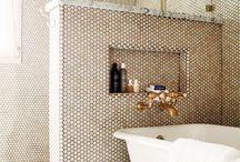 badrumsvägg