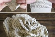 Paper flowes