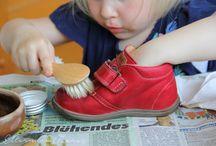 Montessori im Alltag