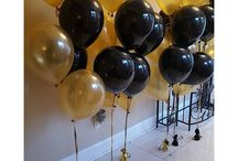 Corporate Events Balloon Decor by NOLA Party Boutique / Balloon Decor for Corporate Events