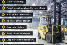 Industry / Forklifts, industrial places