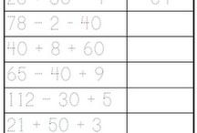 School - Math - Patterns